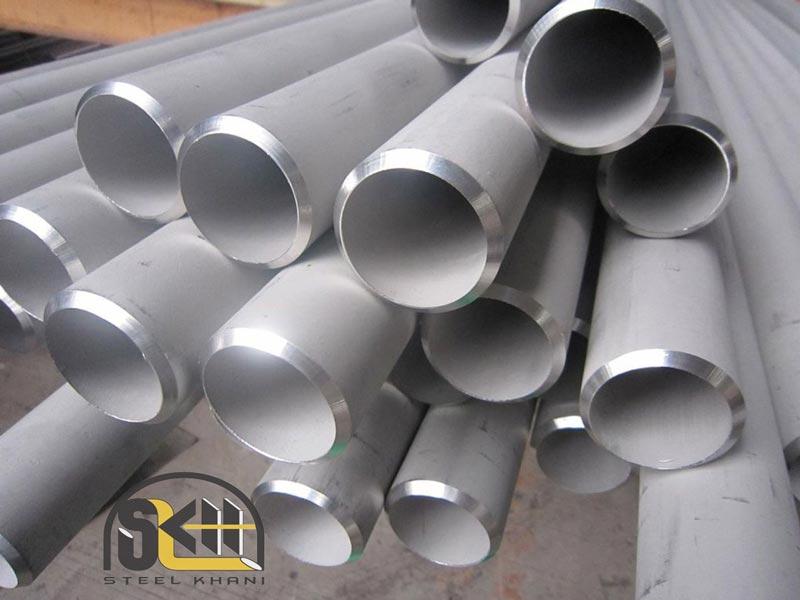 کاربرد لوله استیل در صنایع مختلف