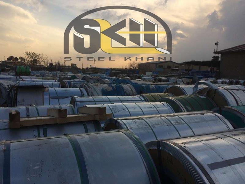 ورق استیل دارای قیمت مناسبی در بین فولادهای آلیاژی است